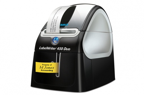 DYMO LabelWriter™ Duo kleebiseprinter