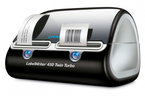 DYMO LabelWriter™ Twin Turbo etiketiprinter