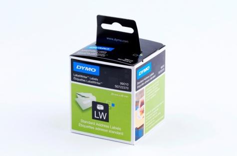 Mazas etiķetes adresēm DYMO 99010 (89 x 28 mm)