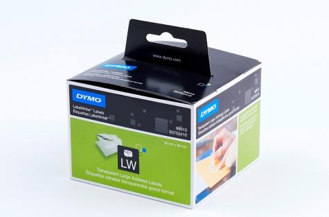 Kleebisetikett DYMO 99013 (89 x 36 mm)