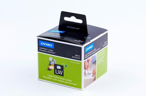 Этикетки для Dymo Label Writer -принтеров, для дискет