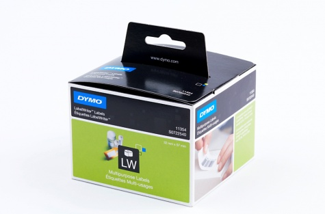 Этикетки для Dymo Label Writer -принтеров, универсальные 32 х 57 мм