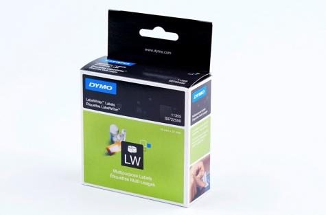 Этикетки для Dymo Label Writer -принтеров, 11355 (19 x 51 мм)