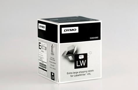Этикетки - наклейки DYMO S0904980 (104 x 159 мм)