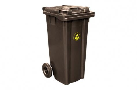 ESD - мусорная корзина, 120 л