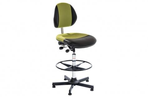 Biroja krēsls Aktiv Duo, augsts