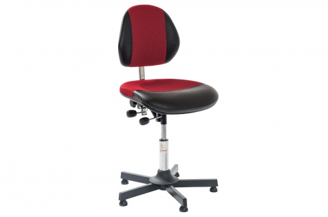 Biroja krēsls Aktiv Duo, zems
