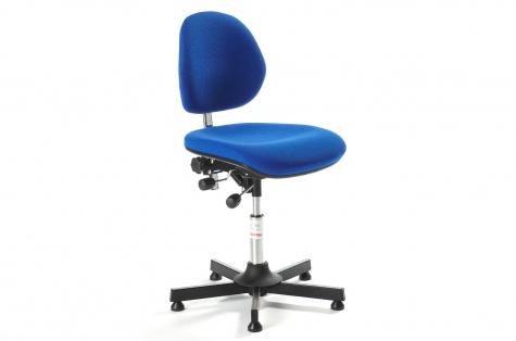 Darba krēsls Aktive, zems
