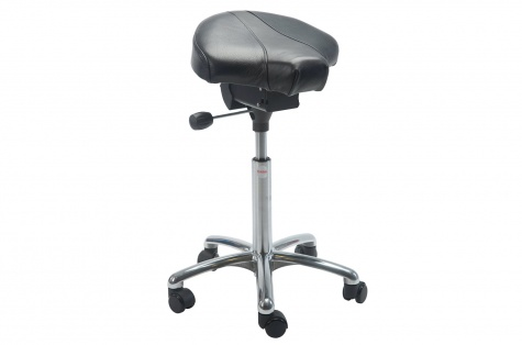 Sedlu krēsls Gamma Alu50