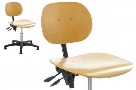 Darba krēsls Nature Econ, zems