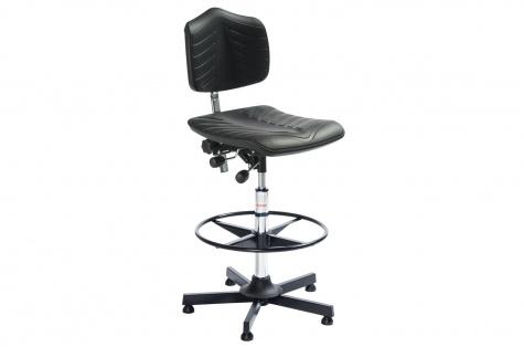 Darba krēsls Premium, augsts