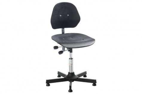 Darba krēsls Solid, zemais modelis