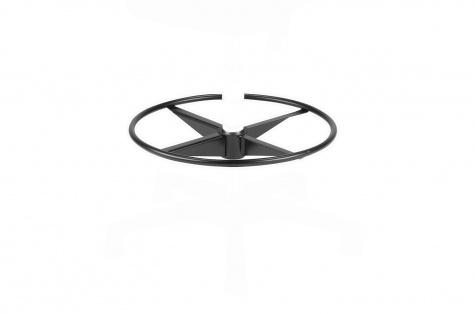 Kāju balsta gredzens Ø 480 mm, melns
