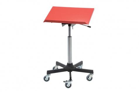 Montāžas galds Mini ar regulējamu slīpumu, 500 x 350 mm