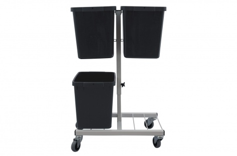 Jäätmete sorteerimiskäru