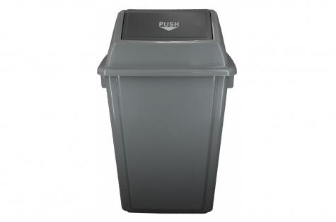 Atkritumu tvertne ar mobilo vāku, 60 l