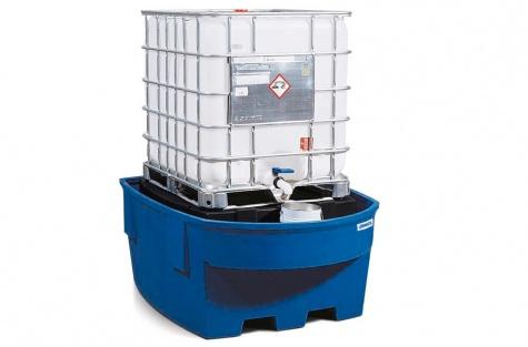 IBC-konteineri vann