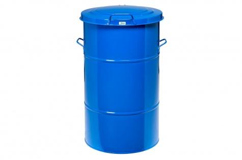 Atkritumu urna, 115 l, zila