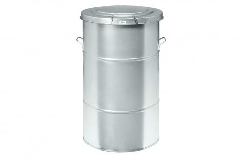 Atkritumu urna, 115 L, galvanizēts tērauds