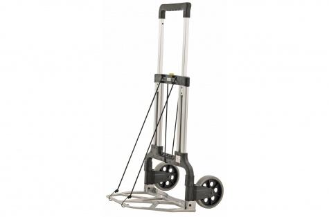 Saliekami ratiņi, celtspēja 125 kg