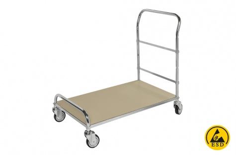 ESD-platformas ratiņi, 250kg