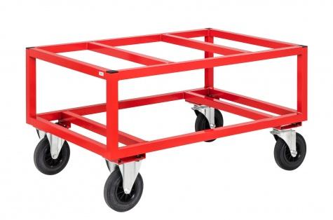 Ratiņi KM221 EUR paletēm, 800 kg