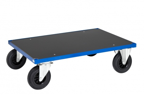 Platforma, 1000 x 700 mm, slodze 500 kg