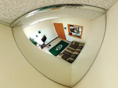 Sfēriskais spogulis, 90°, Ø 800 mm
