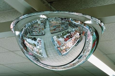 Sfēriskais spogulis, 360°, Ø 800 mm