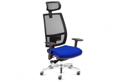 Biroja krēsls Elani-Y, zils