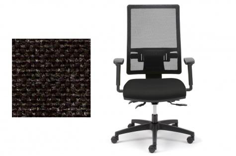 Biroja krēsls Passion, melns