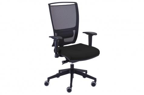 Biroja krēsls Royce, melns