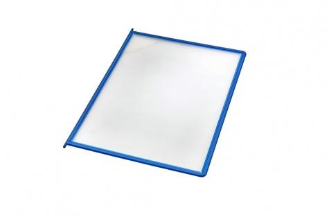 Plastmasas kabatiņas, zilas