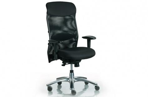 Krēsls ar sietveida atzveltni Net 2