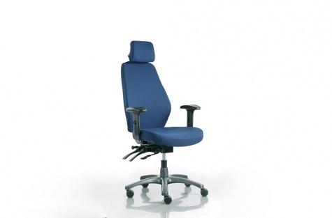 Krēsls Optimum Z, zils