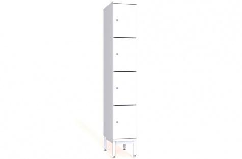 Hoiukapp LK4, 4ukseline, uks 300 mm