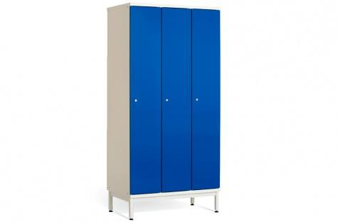 Гардеробные шкафчики металлические, сварные