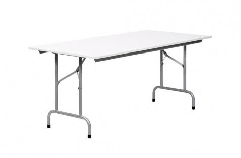 Kokkupandav laud Rico, 1600 x 800 mm, valge