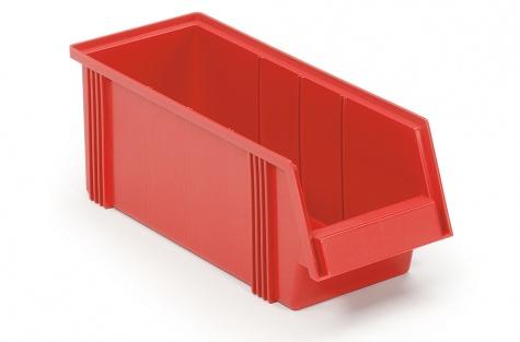 Lādīte 1950-5, 500x186x182,sarkana