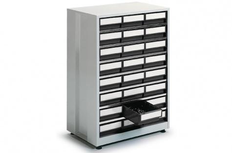 Кассетница 2440-3, серый