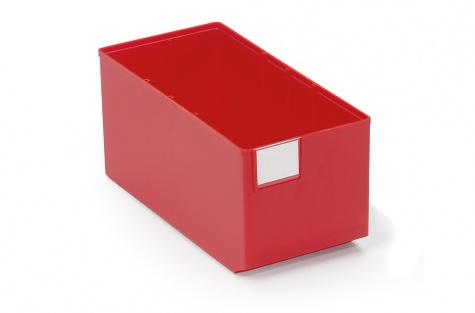 Säilituskast 4040-5, punane