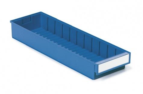 Lādīte 6020-6, 600 x 186 x 82 mm, zila