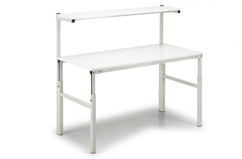 Darba galds ar plauktiem TPH 715