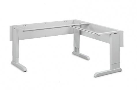 Concept stūra galda rāmis, 1000 x 600 mm