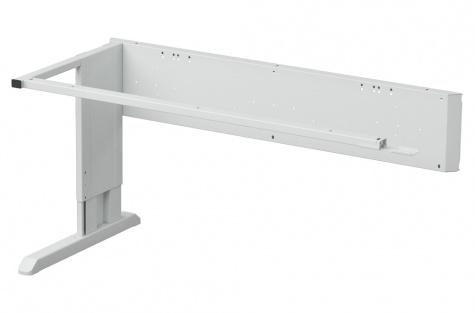 Concept töölaua raami pikendus, 1500 x 600 mm