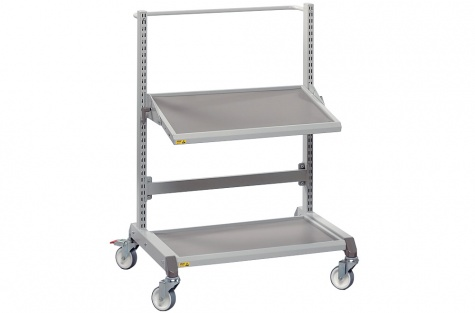 Moduļu ratiņi Multi trolley, M500