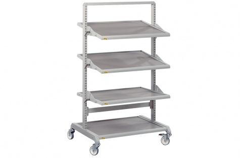 Moduļu ratiņi Multi trolley, M900
