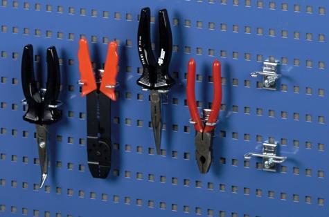 Tööriistakonks R35, 17 x 55 mm