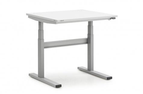 ESD darba galds ar elektromotoru, 800 x 900 mm
