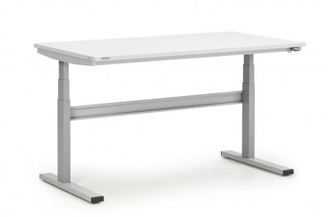 ESD darba galds ar elektromotoru, 800 x 1500 mm